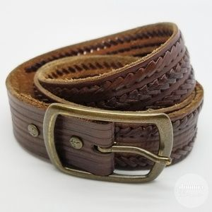 American Eagle Outfitters Accessories - American Eagle • Brown Leather Belt S